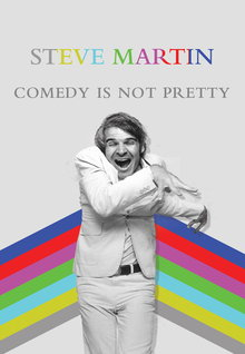 Steve Martin: Comedy Is Not Pretty (1980)