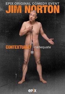 Jim Norton: Contextually Inadequate (2015)