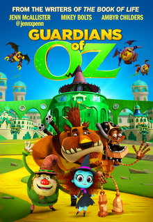 Guardians of Oz (2016)