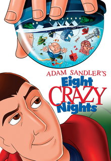 Adam Sandler's Eight Crazy Nights (2002)