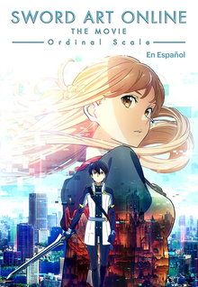 Sword Art Online: The Movie - Ordinal Scale en Español (2017)