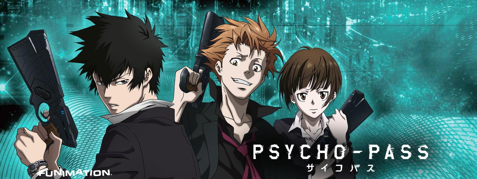 Kết quả hình ảnh cho Psycho-Pass