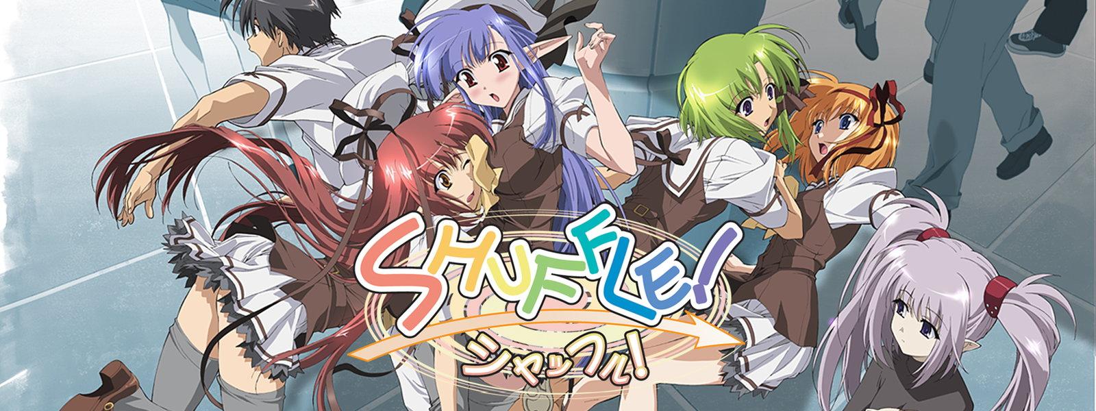 Kết quả hình ảnh cho Shuffle! anime