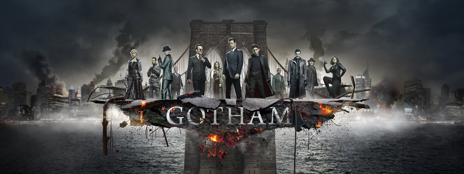 Watch Gotham Online | Stream on Hulu