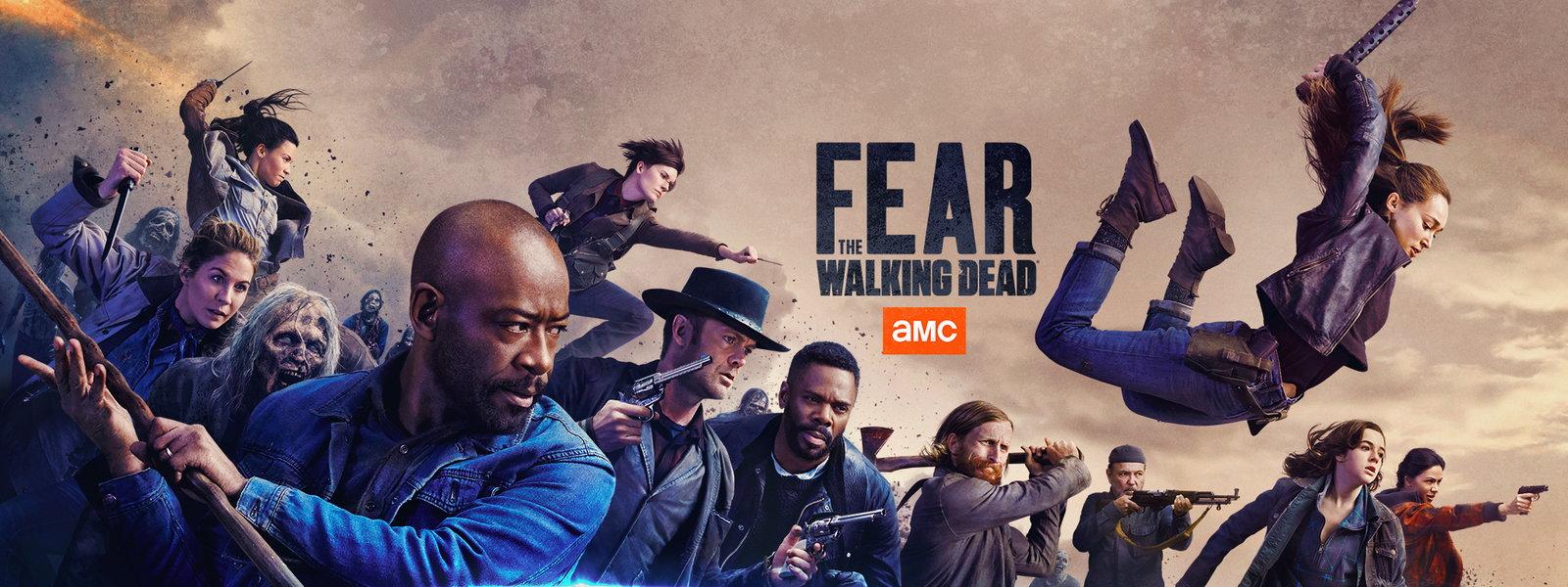 Watch Fear the Walking Dead Online at Hulu