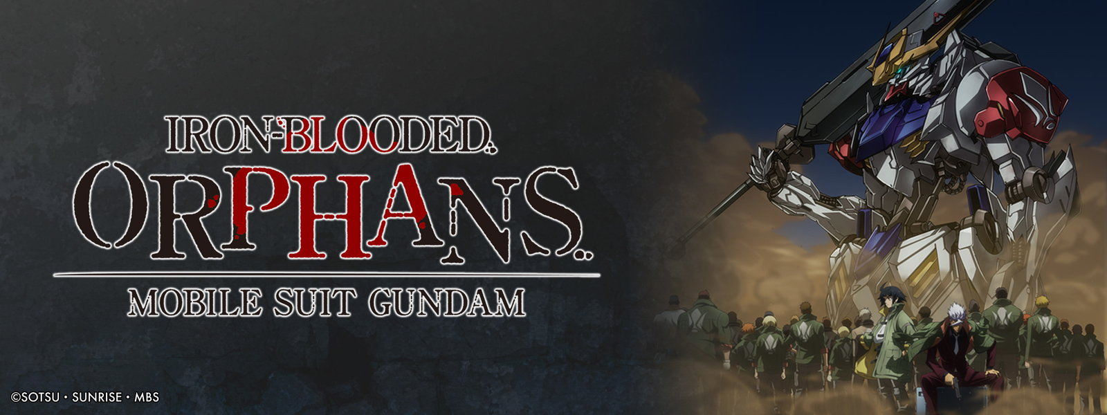 Image result for iron blooded orphans