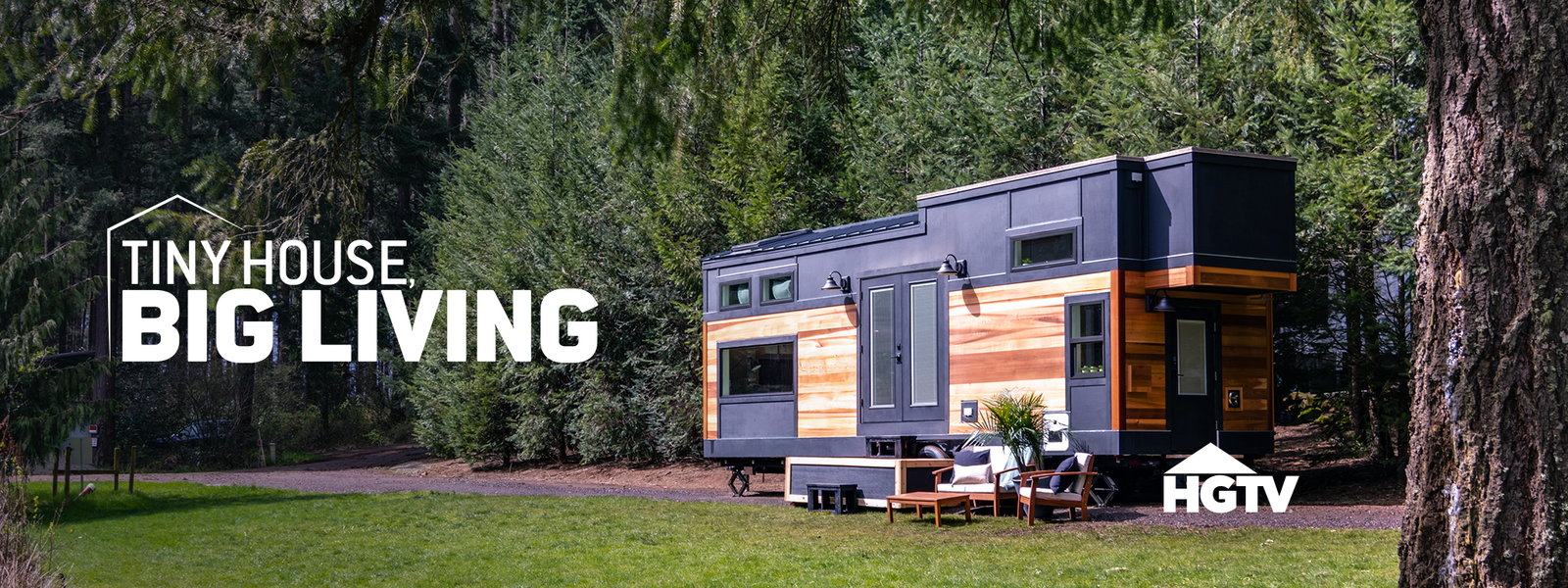 Watch Tiny House Big Living Online At Hulu