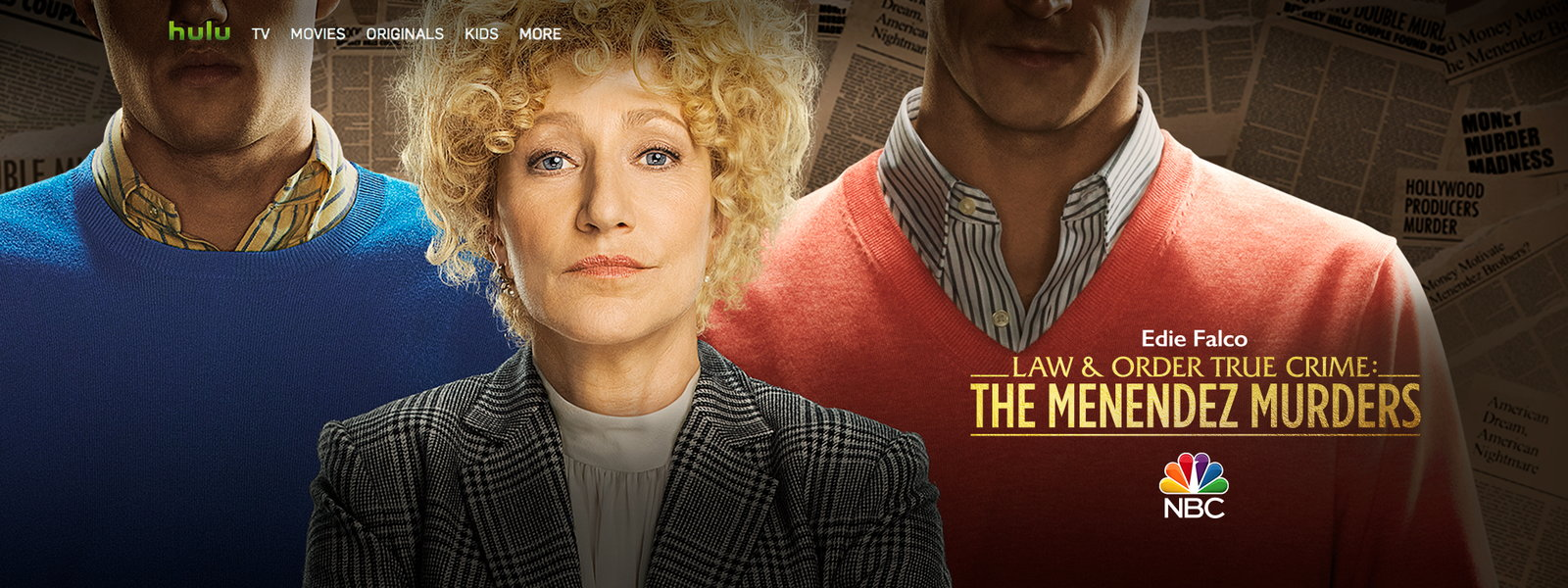 Watch Law & Order True Crime: The Menendez Murders Online at Hulu