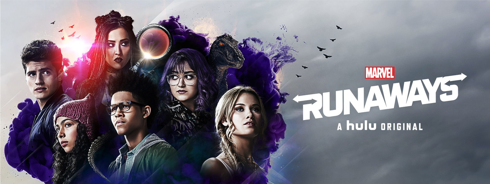 Image result for marvel's runaways