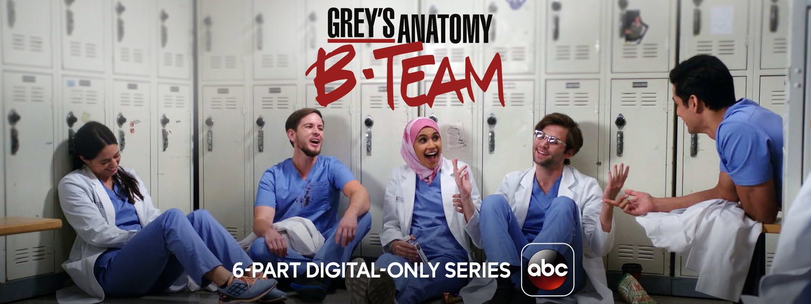 Watch Greys Anatomy B Team Online At Hulu