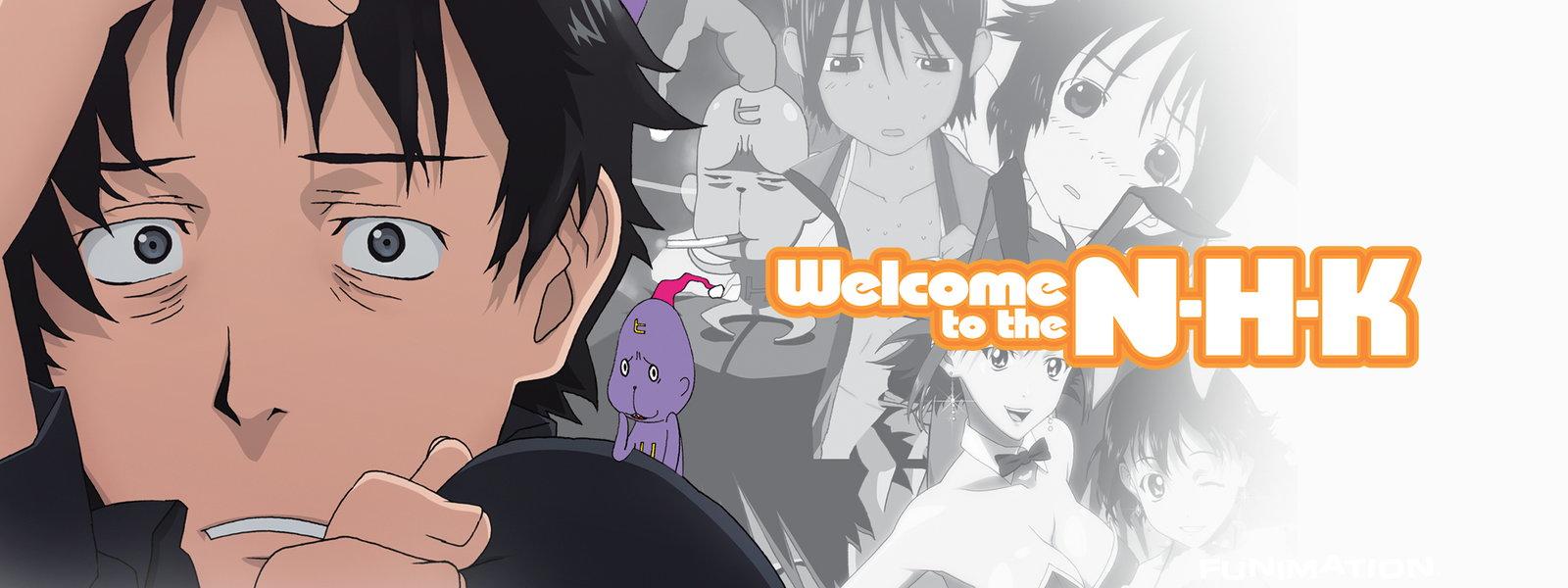 أنمي Welcome to the NHK