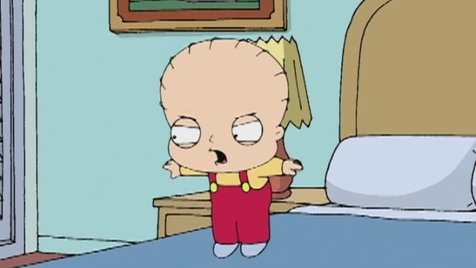 Family guy stewie deformed clip hulu altavistaventures Image collections
