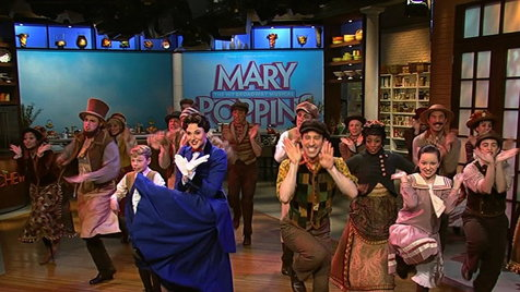 The Chew Cast the chew: mary poppins cast sings clip | hulu