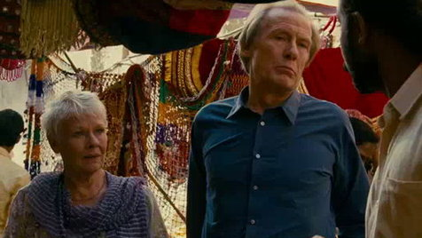 Watch The Best Exotic Marigold Hotel Exclusive Clip Bartering Online Hulu