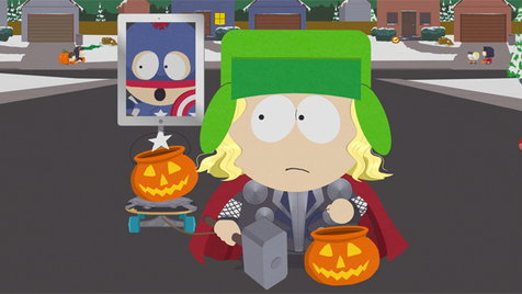 South Park: You Can't Miss Halloween! Clip | Hulu
