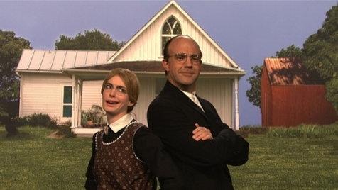Saturday Night Live American Gothic Clip