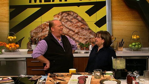 the chew: ina garten's filet of beef, part 2 clip | hulu