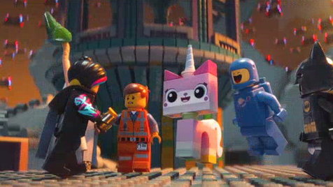 Watch The Lego Movie - Clip - Where Can We Go Where We Can´t Be ...