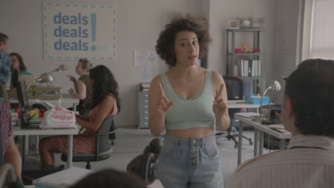 Image result for deals deals deals broad city