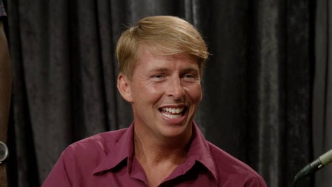 the eric andre show jack mcbrayer interview clip hulu