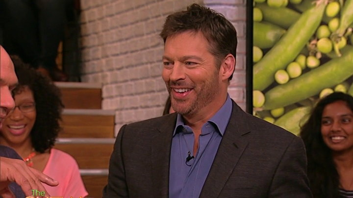 Harry Connick Jr. and Michael Symon Make Skirt Steak Pinwheels with Roasted Garlic and Rosemary - TVGuide.com | TV Guide